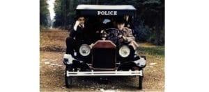 Bugsy malone police car restoration Biker